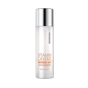 Maxclinic Vitamin Caviar Whitening Skin 150ml, All Skin Type, Brigtening, Absorption, Moisturization, Stickiness, Pore care
