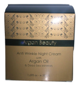 Argan Beauty Anti Wrinkle Night Cream - 50ml