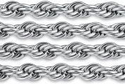 3m Steel Rope Chain 3.5 mm For Diy Beading Arts and Crafts