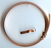 Solid Copper Bezel / Strip 0.5cm x 24 Guage - 1.5m
