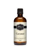 Coconut Fragrance Oil - Premium Grade Scented Oil - 100ml/3.3oz