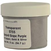 2755 Concord Grape Purple Enamel for Copper, Gold and Silver - 60ml/56.7g