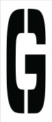 National Marker Corp. PMC24-G Stencil, Letter G, 60cm