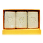 Pecksniffs Ginger Flower and Patchouli Soap Trio
