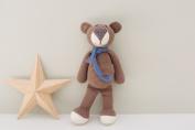Bebemoss Organic Stuffed Teddy Bear - Atty