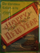 "Paragon ""Happy New Year"" Cross Stitch Sampler - Kit No. 6248"