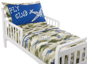 Fizzy Camo Toddler Bedding