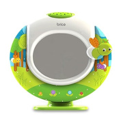 Brica Magical Firefly Crib Sleep Soother and Projector with Six original soothing lullabies