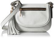 MILLY Astor Small Saddle Cross Body Bag