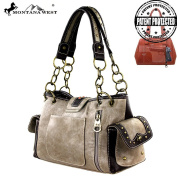 MW296G-8085 Montana West Concealed Handgun Collection Handbag