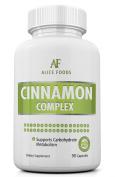 Alice Foods Cinnamon Complex - 90 Capsules