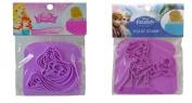 Disney Toast Stamps- Elsa and Rapunzel