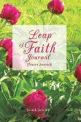 Leap of Faith Journal