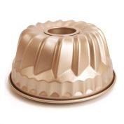 MyLifeUNIT Kugelhopf Mould, Non Stick Bundt Pan, 18cm 0.9l Capacity