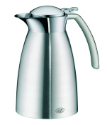 Alfi Gusto 0.6 L Top Therm Vacuum Insulated Stainless Steel Thermal Dispenser Carafe, Metallic