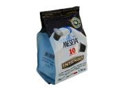 80 Nespresso Compatible Meseta Intenso Coffee Capsules . 80 Capsules of Gourmet Coffee Espresso Compatible with Nespresso Machine.