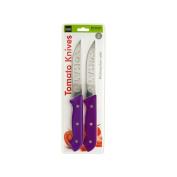 Brandobay Stainless Steel Tomato Slicer Knives Set