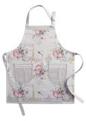 Maison d' Hermine Champ de Mars100% Cotton Apron with an adjustable neck & two side pockets , 70cm x 80cm