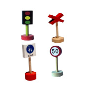 Useful Baby Road Knowledge Learning Tool Mini Road Mark Toy