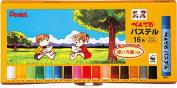 Pentel pastel 16 colours