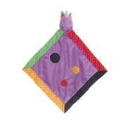 Ganz Lookie-Loos Purple Dot Horse Security Blanket