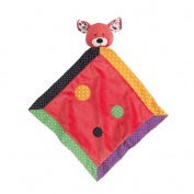 Ganz Lookie-Loos Red Dot Dog Security Blanket
