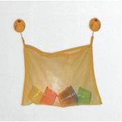 Kids Bath Tub Toy Bag - Suction Cup Organiser Mesh Storage