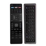New Vizio Dual Side Keyboard TV Remote Control XUMO XRT500 with XUMO/NETFLIX/iHeart Radio keys remote suit for M80-C3 M80C3 M322I-B1 M322IB1 M422I-B1 M422IB1 M492I-B2 M492IB2 M502I-B1 M502I-B1