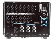 AudioControl EQX BLACK Trunk Mount Equaliser with Crossover