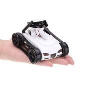 WildGrow Wireless Mini RC Tank with  .  MP HD Camera 777-270 Wifi Remote Control by iPhone, iPad, Android-White