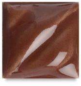 AMACO F Lead-Free Non-Toxic Glaze, 1 pt Plastic Jar, Chocolate F-30