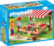 Playmobil Farmer's Market 6121