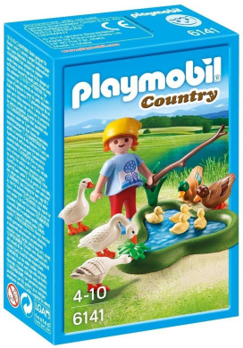 Playmobil Ducks and Geese 6141