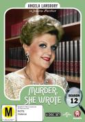 Murder, She Wrote: Season 12 [Region 4]