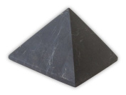 Shungite Pyramid Of Giza Golden Ratio Unpolished Shungites Stone 5cm x 5cm