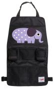 3 Sprouts Backseat Organiser, Elephant