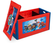 Delta Children Store and Organise Toy Box, Nick Jr. PAW Patrol