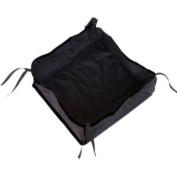 Yosoo Baby Stroller Pram Attachable Storage Bag Bottom Basket for Baby Pushchair