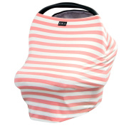 JLIKA Multi Use Baby Car Seat Canopy and Nursing Cover