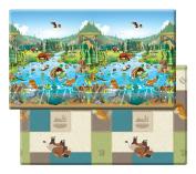 Dwinguler Classic Beaver Family, Playmats