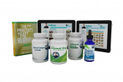 Adrenal Body Type Kit - Complete Programme For A Healthy Liver - Fight Fatigue and Stress By Dr. Berg