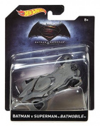 Hot Wheels Batman v Superman Batmobile Vehicle