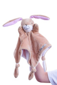 Aurora World 60642 - Rabbit Finger Puppet, Far You. Guess How Much I Love You Have Beige