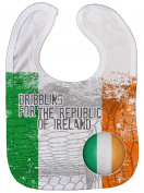 Dirty Fingers, Euro Football Dribbling for The Republic of Ireland, Bib