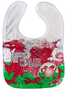 Dirty Fingers, Euro Football Dribbling for Wales, Feeding Bib