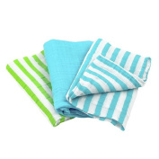 green sprouts Muslin Multi-Purpose Organic Cotton Cloths