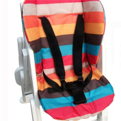 Natural Home 5 Point Baby Safety Harness, Dining Lunch Chair Seat Safety Belt Safestrap