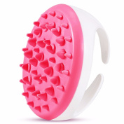 Carejoy Soft Anti Cellulite Body Massager Brush Glove Slimming Relaxing Scrub Massager Bath Spa Home