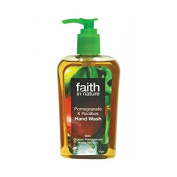 Faith in Nature - Pomegranate & Rooibos Hand Wash - 300ml by Faith In Nature