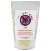 Lava Soaking Clay - 450g - Natural Mineral Bathing Compound